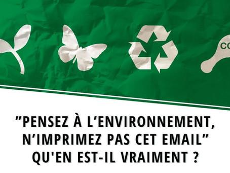 La communication digitale et imprimée : quels impacts environnementaux ?