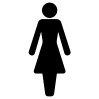 FemaleSymbolSilhouette.png