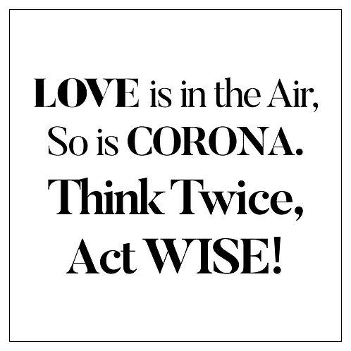 Corona Awareness Tee