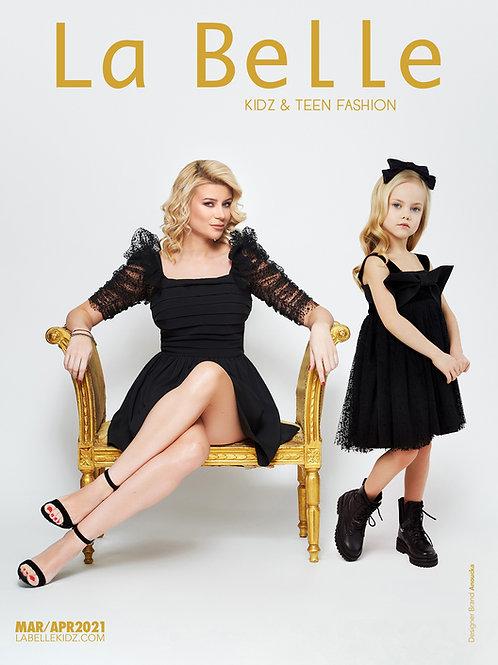 La Belle MAR/APR 2021 - International Edition [Digital Magazine]