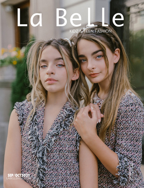 Sierrah & Raynah - Cover Story / New York