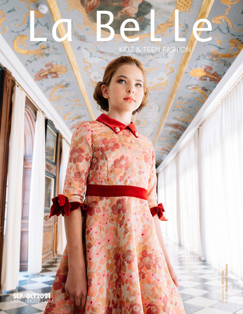Chic & Elegance - Cover Story / Russia