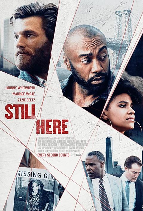 Zariah Singletary in Movie Still Here