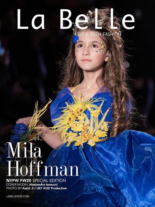 NYFW FW 20 Mila Hoffman / Special Edition [Digital Magazine]
