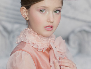 NELL LESZCZYK - A Little Girl with Big Dreams!