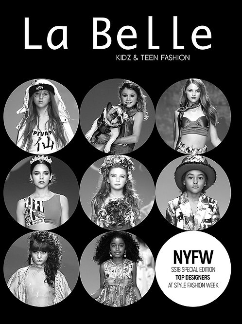 NYFW TOP DESIGNERS - Special Edition (09/2017) (Digital)