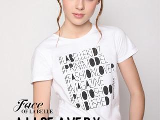Face of La Belle - Alice Avery