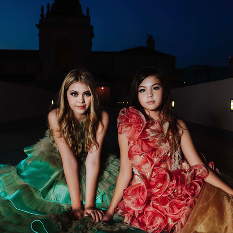 Sister Power - Annie & Maddie