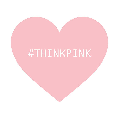 #ThinkPink Tee