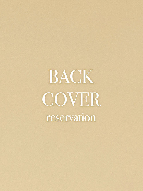 Back COVER Reservation