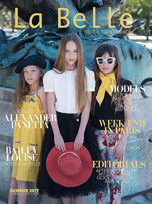 Summer 17 Issue / Paris Cover (Digital)