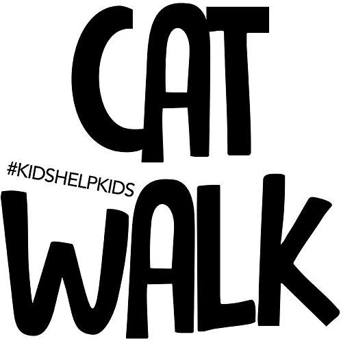 Cat Walk Tee