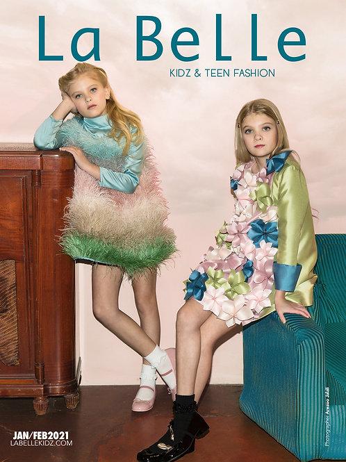 La Belle JAN/FEB 2021 - USA Edition [Digital Magazine]