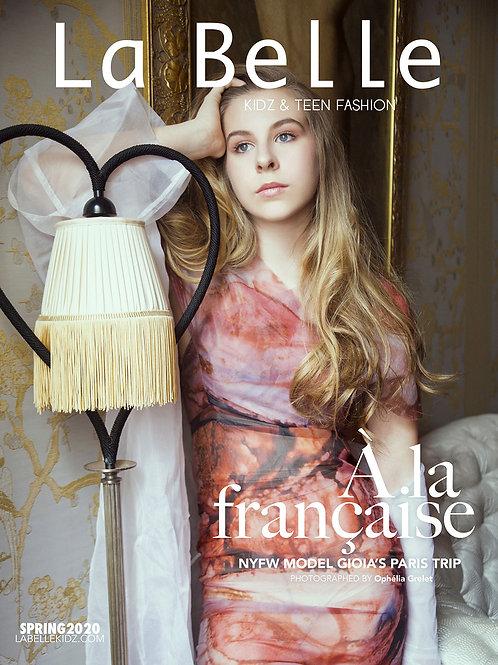 Spring 2020 / Paris Edition [Digital Magazine]