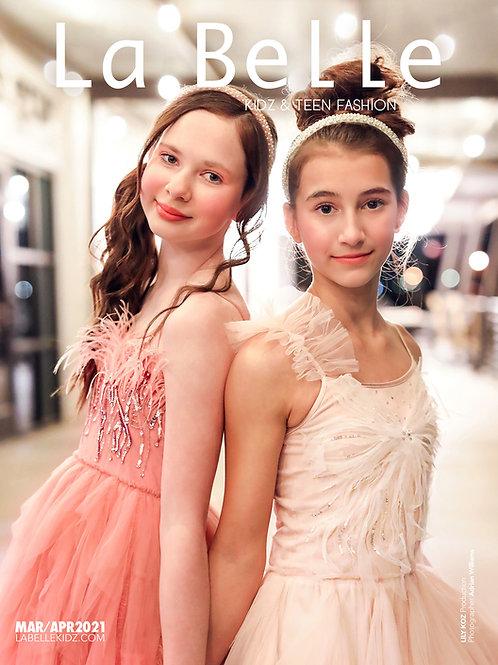 La Belle MAR/APR 2021 - USA Edition [Digital Magazine]