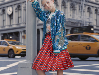 New York Street Shots - La Belle SEP/OCT Issue / USA Cover Story!