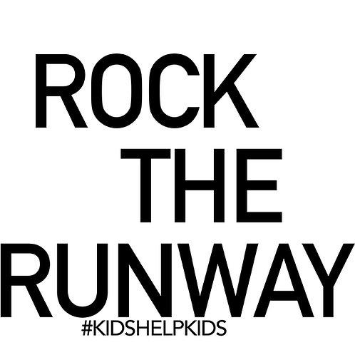 Rock The Runway Tee