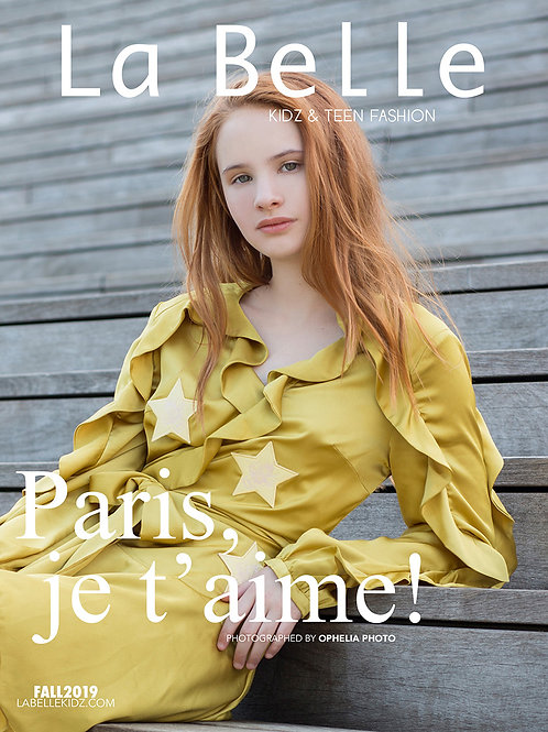 Fall 2019 / Paris Edition (Digital Version HIGH Resolution)