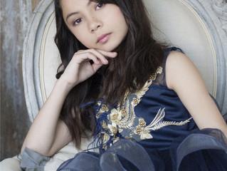 Laurasian - An Eurasian Actress and Model