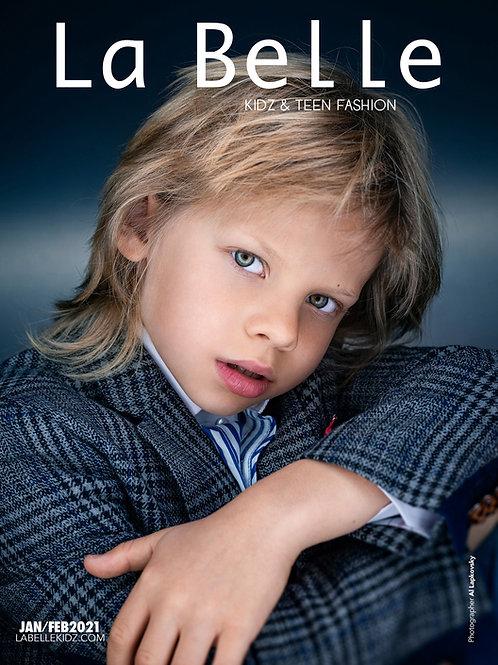 La Belle JAN/FEB 2021 - International Edition [Digital Magazine]