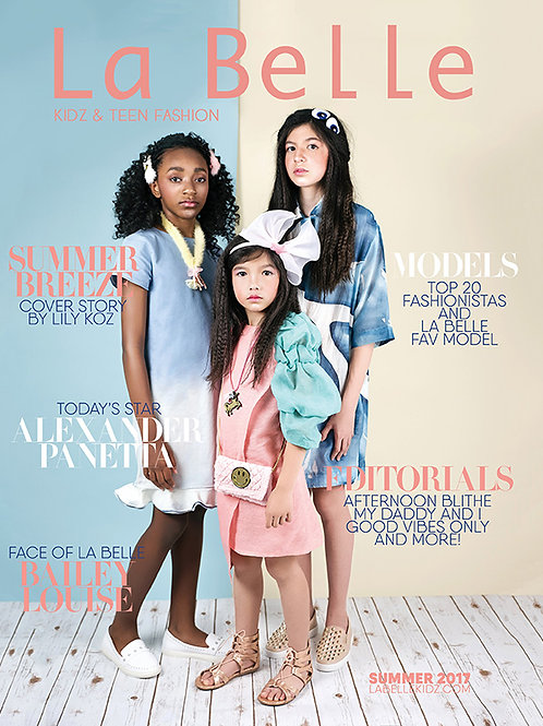 Summer 17 Issue / New York Cover (Digital)