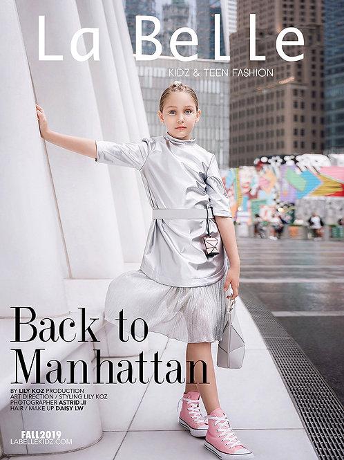 Fall 2019 / New York Edition (Digital Version HIGH Resolution)