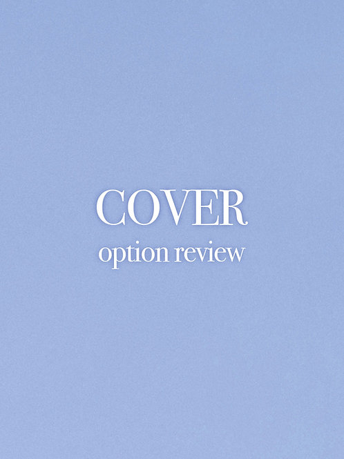 COVER Option Review