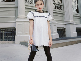 Little Miss GIVENCHY - Cover Story / New York