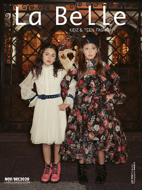 La Belle Nov/Dec 2020 - USA Edition [Digital Magazine]