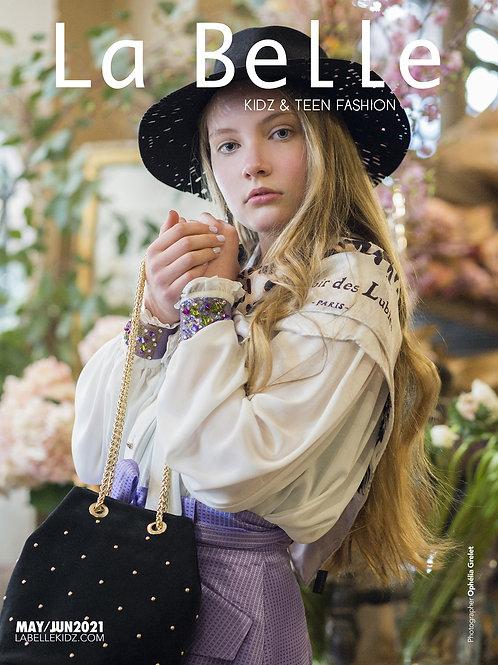 La Belle MAY/JUN 2021 - Paris Edition [Digital Magazine]