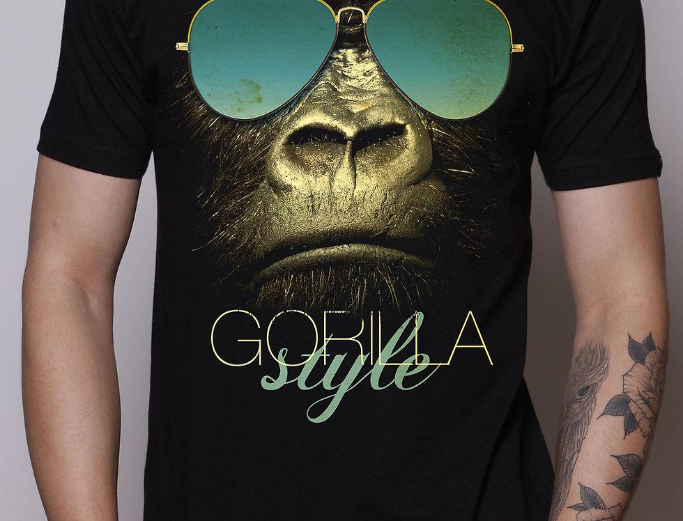 Camiseta Gorilla Style