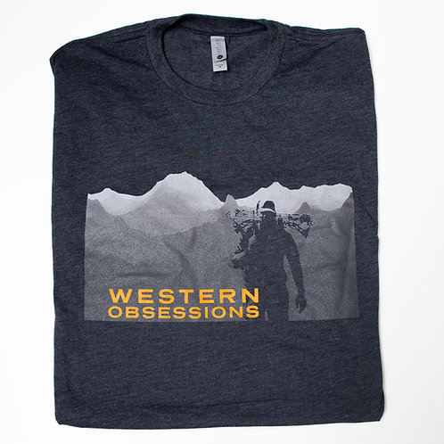 Western Obsessions T_Shirt