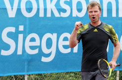 Klaus Süßmann   Tennis