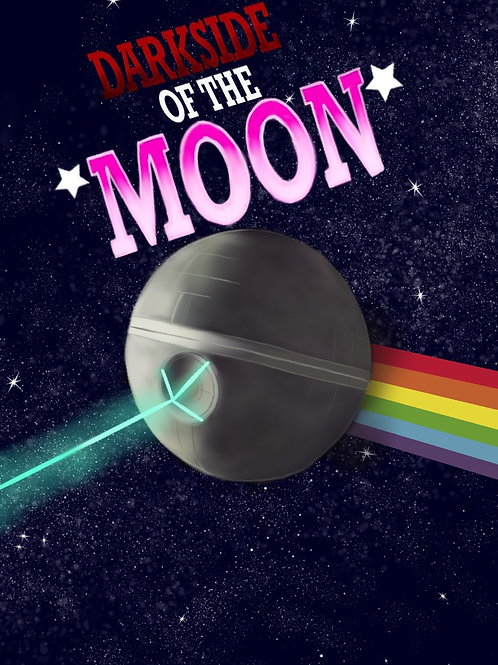 "Darkside of the ""Moon"""