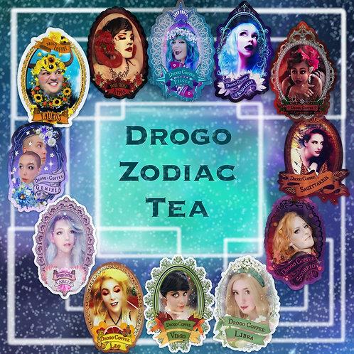Zodiac Tea Box Set