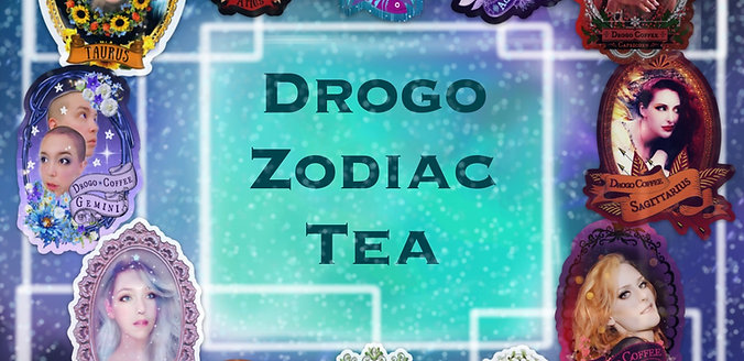 Zodiac Tea Box Set