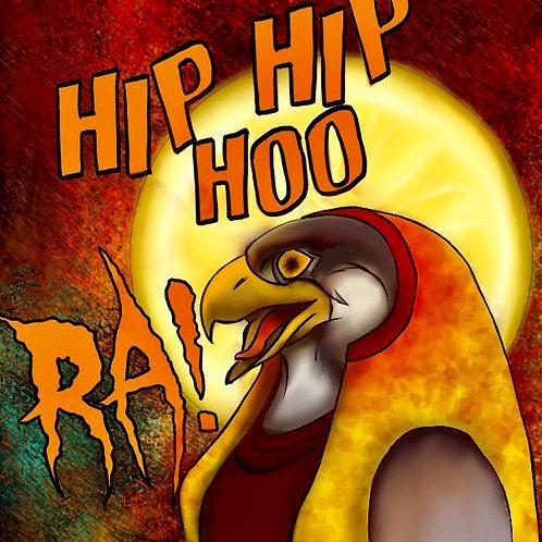 Hip Hip Hoo Ra!