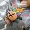 Thumbnail: Flaming Peach Pin