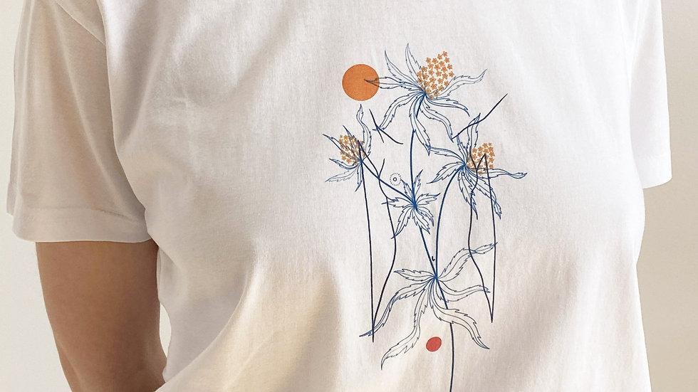 """""""Blooming erotism"""" T-shirt"""