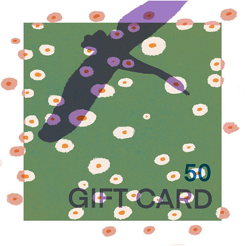 GIFT CARD: 50€