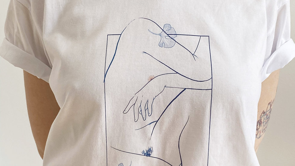 """Gingko Love"" T-shirt"