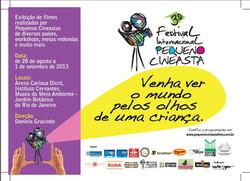 Pequeno Cineasta 2013