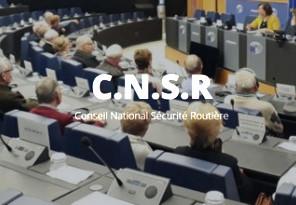 """Nomination au Conseil National de la Sécurité Routière: """"Contribuer à repenser la Sécurité routière"""""""