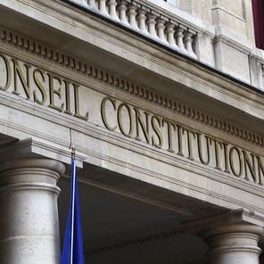 Le Conseil Constitutionnel valide l'élection législative...