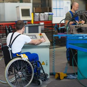Travailleurs handicapés : création d'une prime à l'embauche de 4.000 euros par an.