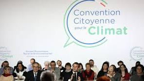 Convention citoyenne pour le climat: maintenant aux parlementaires de bâtir la loi !