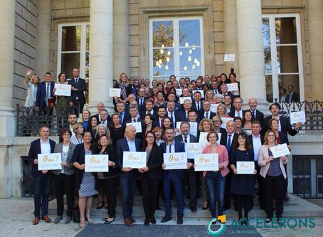 «Accélérons la transition écologique et solidaire», l'objectif qui rassemble les Députés