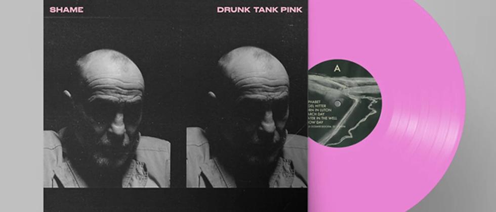 Shame - Drunk Tank Pink (Indie Vinyl)