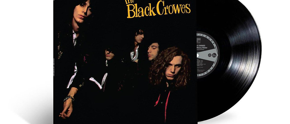 Black Crowes - Shake your Money Maker (30th Anniversary remaster)