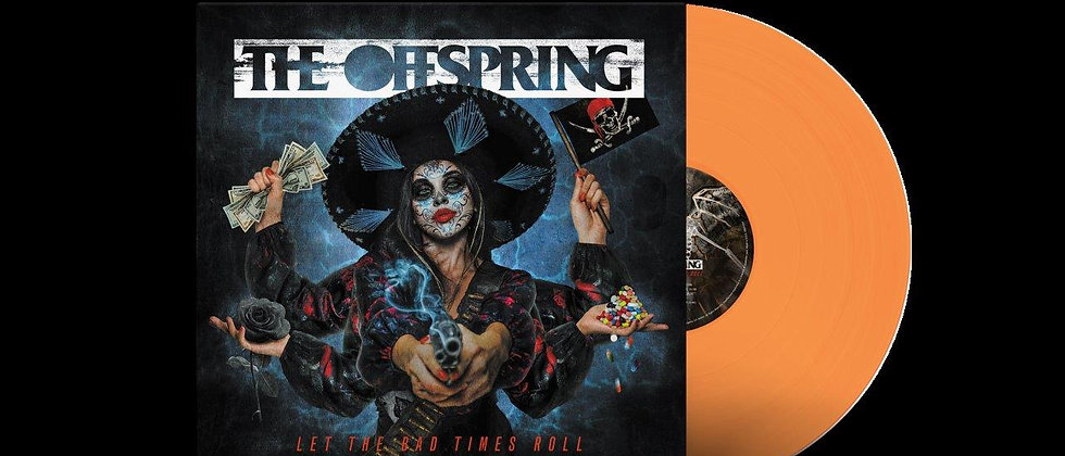 The Offspring - Let The Bad Times Roll (Indie Only - band gift 1st five orders)
